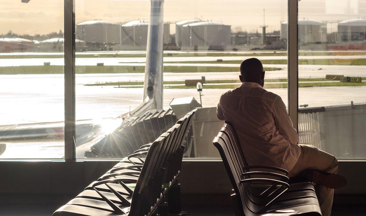 Nægtet boarding